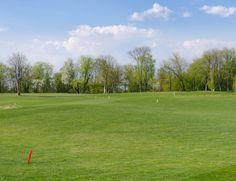 Rich-poor Golf by Vadym Melnichenko on Golf Courses, Landscape, Corner Landscaping