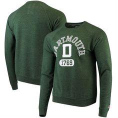 Dartmouth Big Green League Heritage Tri-Blend Sweatshirt - Green