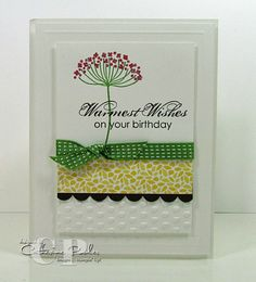 Layered Birthday Sihouettes by catherinep - Cards and Paper Crafts at Splitcoaststampers