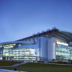 Reliant Stadium, Houston, Texas. Our first football game together was here on Jan 1, 2012 and went to see the Titans.