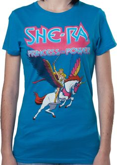 She-Ra Shirts Worthy Of The Princess Of Power