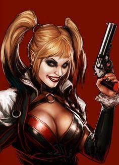 Gotham City Sirens - Harley Quinn by Yama Orce * Harley Quinn Cosplay, Joker And Harley Quinn, Im Batman, Marvel Dc Comics, Cyberpunk, Detective, Es Der Clown, Hq Dc, Nerd