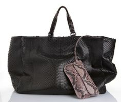 BEGART phyton bag