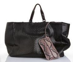 BEGART phyton bag