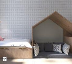APARTAMENT _ BYDGOSZCZ _ 130mkw - Pokój dziecka, styl nowoczesny - zdjęcie od Monika Skowrońska Architekt Wnętrz