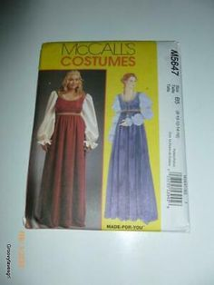 Find many great new & used options and get the best deals for Italian Renaissance Medieval Bridal Tudor Costume LARP Cosplay Sewing Pattern at the best online prices at eBay! Free shipping for many products! Halloween Costume Sewing Patterns, Costume Patterns, Halloween Costumes, Tudor Costumes, Italian Renaissance, Ebay Auction, Larp, Medieval, Aurora Sleeping Beauty