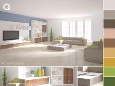 Para romper la monotonía en un espacio se recomienda agregar colores vivos que contrasten con tonos fríos o neutros; el color verde limón resulta un buen aliado para darle detalle y más calidez a la decoración.