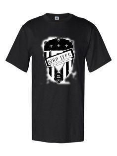 Lord Lyfe Co. Loyalty Brand Crew Tee ~   Black      ***       Find it Now @  www.LordLyfe.com