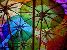 parasols...had a huge love of them when I was a little girl!