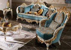 Sofa Mewah Jepara Terbaru - Furniture Jepara - Furniture Jepara Bedroom Furniture For Sale, Sunroom Furniture, Furniture Outlet, Kids Furniture, Wingback Chair, Armchair, Sofa Shop, Luxury Sofa, Dining Room Sets