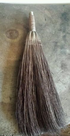 Hearth whisk broom * blessedravenantiques ~ ebay.