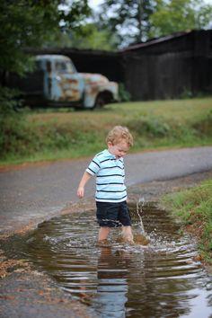 The world is mud-luscious and puddle-wonderful.  ~ e. e. cummings