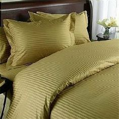 600 Thread Count California King Siberian Goose Down Comforter 8 PC 600TC Bed in a Bag, Brown Damask Stripe 600 TC by Egyptian Linens. $249.99. Beautiful Duvet Set (1 Duvet Cover, 2 Shams). Brand New and Factory Sealed.. Luxury White Siberian Goose Down Comforter (102X86 Inches). True baffle box design to keep the down in place. This Luxury 8-Piece Bed in a Bag Siberian Goose Down Comforter Set consists of the following packaged items: 1 Luxury White Siberian Goose Down Comforter...