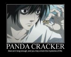 Google Image Result for http://images5.fanpop.com/image/photos/25200000/L-s-Panda-Cracker-death-note-25269465-600-480.jpg