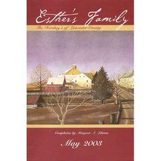 Esther's Family: The Hersheys of Lancaster County
