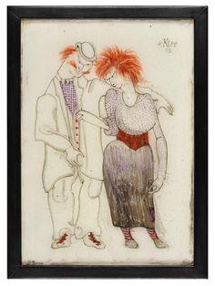 Paul Klee : L'ironie à l'œuvre, au Centre Pompidou - Toutpourlesfemmes