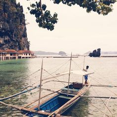 Island hopping, El Nido Philippines | @designconundrum