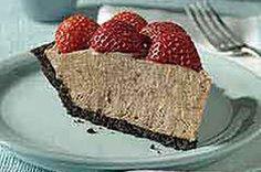 No-Bake Baileys Chocolate Cheesecake photo
