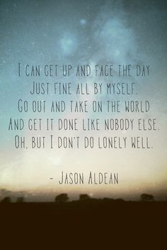 groom speech examples Jason Aldean - I Don't Do Lonely Well http://youtube.com/watch?v=BQruHJM8wK4