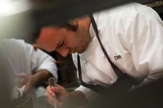 David Myers of Comme Ca and what he looks for in a chef.