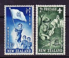 New Zealand, 1953