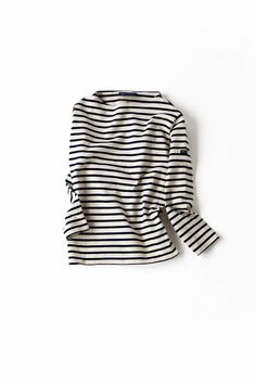 Kyoko Kikuchi's Closet  // Saint James striped boat neck top Sonia Rykiel, Clothing Photography, Photography Ideas, Boat Neck Tops, Cool Style, My Style, Saint James, Summer Essentials, Capsule Wardrobe
