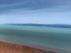 Southsea  Oil on canvas R.E.Galbraith