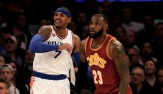 LeBron James: Cleveland Cavs Defeat New York Knicks And 'The Wall' Wins Ratings