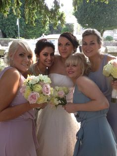 Beautiful day I Smile, Make Me Smile, Bridesmaid Dresses, Wedding Dresses, Sheffield, Beautiful Day, Weddings, How To Make, Fashion