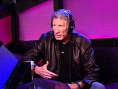 Roger Waters - Interview on Howard Stern...EXCELLENT!!!!!
