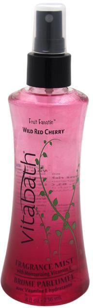 Wholesale Vitabath - Wild Red Cherry Fragrance Mist (8 oz.) (Case of 1)