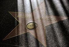 #michaeljackson::walk of fame
