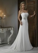 love the back   Teracina - by Maggie Sottero