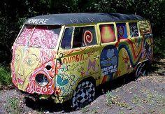 Hippie Bus 54