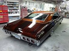 Classic Car News Pics And Videos From Around The World 1968 Chevy Impala, 1966 Chevy Truck, Chevrolet Chevelle, Muscle Cars Vintage, Lowrider Model Cars, Donk Cars, Chevy Muscle Cars, Old School Cars, Hot Rod Trucks