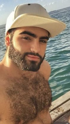 Hairy Hunks, Hairy Men, Bearded Men, Muscle Bear Men, Male Eyes, Awesome Beards, Hommes Sexy, Beard Tattoo, Hairy Chest