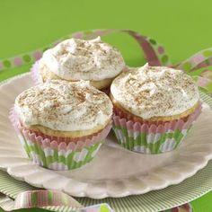 Cinnamon Cupcakes Recipe