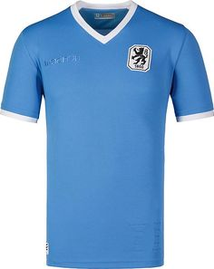 1860 Munich and Macron Celebrate 50th Anniversary of Bundesliga  Championship with Special Kit - Footy Headlines ea2a293cd