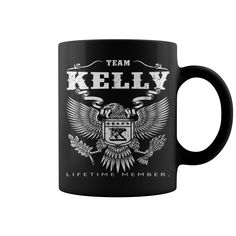 KELLY LIFETIME MEMBER mug
