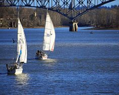 park bridge water tom oregon canon river portland ian boats eos downtown waterfront mark away front governor ii come sail 5d willamette sane mccall thecoast marquam