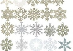 Snowflake tattoo designs