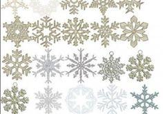 Snowflake tattoo designs