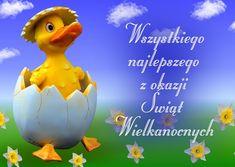 Wszystkiego Najlepszego z Okazji Świąt Wielkanocny