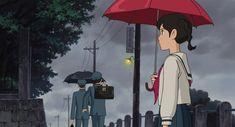 Studio ghibli — bohkutos: Umi waiting for Kazama. Up On Poppy Hill, Tokyo Olympics, Anime Screenshots, Hayao Miyazaki, Disney Animation, Manga, Aesthetic Anime, Me Me Me Anime, Poppies