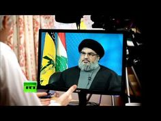 Julian Assange interviews Hezbollah leader    http://bit.ly/HWWvQN