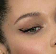 Edgy Makeup, Makeup Eye Looks, Grunge Makeup, Eye Makeup Art, No Eyeliner Makeup, Cute Makeup, Pretty Makeup, Makeup Tips, Beauty Makeup
