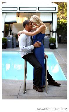 Viceroy Santa Monica Engagement : Sonya+Eric