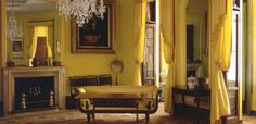 seventyfivehundred:  …I like Yellow things… and Regency things… So I think I'm set here for a while…