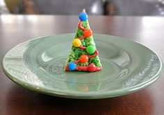 """Harveys Supermarkets - Harveys Rice Crispy Trees Recipe... Learn how to make these fun holiday treats for all your guests this """"Crisp-mas!"""""""