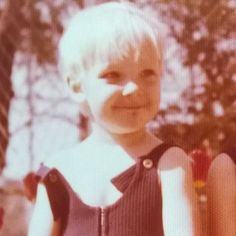 Who's this cute little boy? Yes, it's Marko.    Credits to RadioAalto.